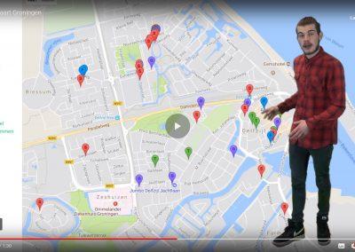 Sociale Kaart Groningen